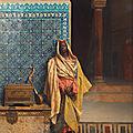 Masterpieces of Orientalist Art at Bonhams 19th Century Picture Sale in London
