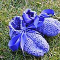 Les chaussons de laureline