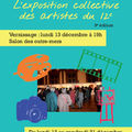 Expo collective mairie du 12ème
