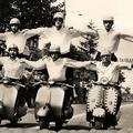 3 scooters - 6 passagers - Le Fleix 58