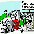 humour automobile radar essence taxe