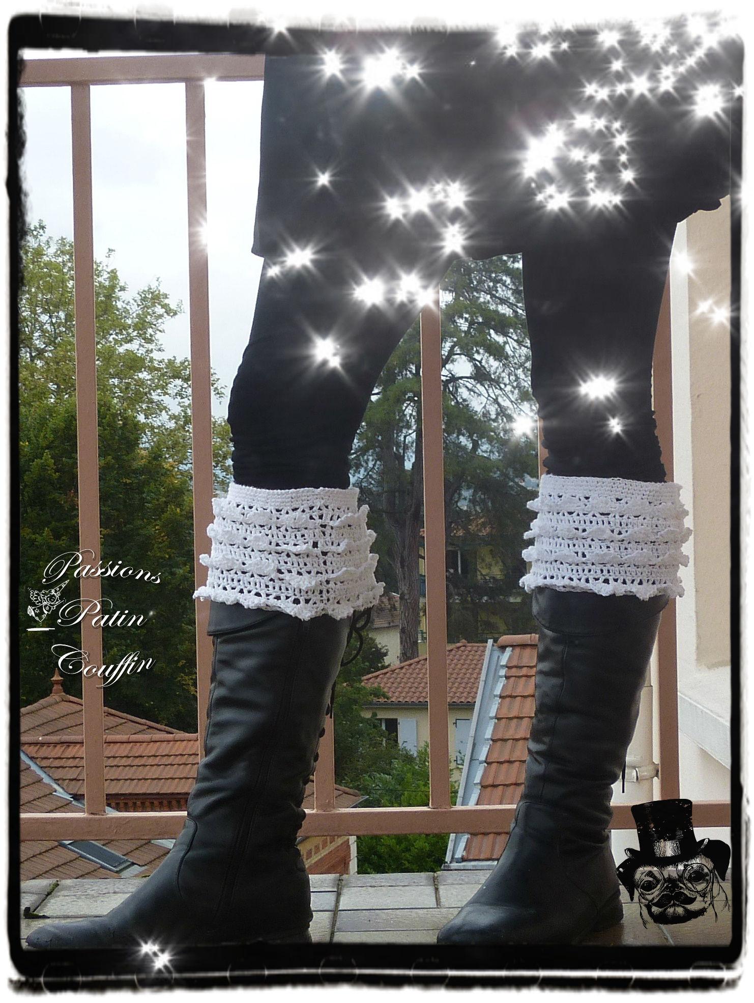 chaussettes de bottes