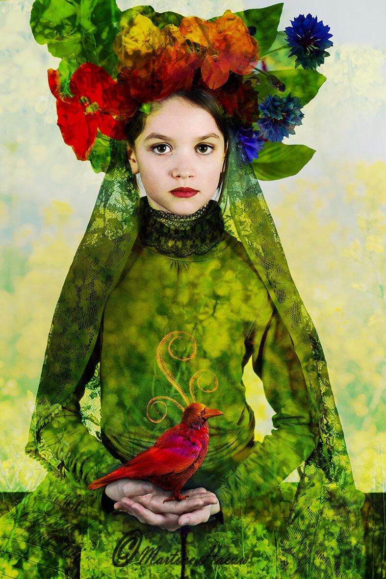 La Princesse et l'Oiseau