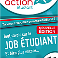 Brochure tout savoir sur le job etudiant et bien plus encore...