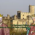 Le Testament d'<b>Aliénor</b> d'Aquitaine au château de Jean sans Terre à Rauzan