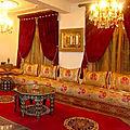 <b>Salon</b> <b>marocain</b> <b>traditionnel</b> à vendre pas cher