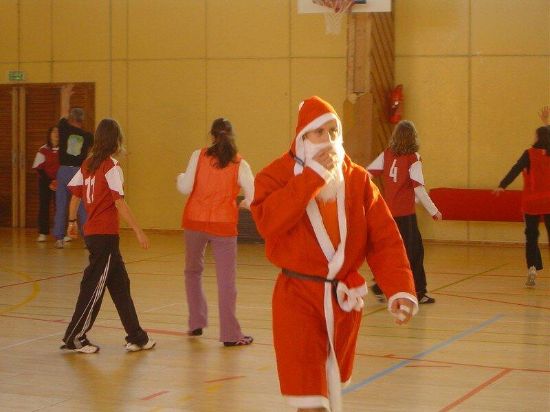 Le père Noel est là !!!