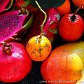 Les bienfaits des fruits exotiques