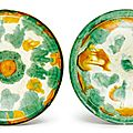 Two sancai-glazed bowls, Liao dynasty