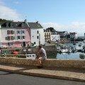 Croisière en Bretagne