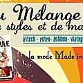 Crapule factory : une recette pleine de pep's où la mode, les mélanges, les styles, les matières restent hors du temps
