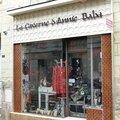 La <b>Caverne</b> d'Annie Baba Vouvray Indre et Loire vêtements