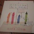 Rébellion chez les crayons, de drew daywalt & oliver jeffers