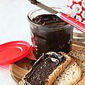 Pâte à tartiner amande et cacao