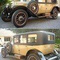 PANHARD & LEVASSOR - X 36 - 1922