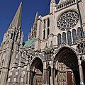 <b>Cathédrale</b> de <b>Chartres</b>