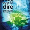 Juste pour lui dire au <b>revoir</b> de Christophe Meseure