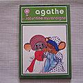 Agathe et Saturnine la musaraigne, Rouge et or 1985