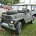 LAND ROVER 88 Commando Lightweight 1979 Créhange (1)