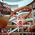 Déco de Pavilion pour Nouvel An Chinois