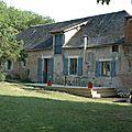 Ancienne ferme à vendre, Pech Saint Maur