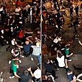 Le <b>Mans</b> : Une violente rixe opposant des dizaines de personnes éclate en pleine rue