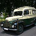 Ford köln 3500 v8 ambulance