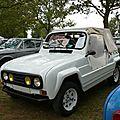 RENAULT JP4 Car Système 1979 Madine