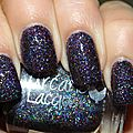 The Power The Passion, <b>Arcane</b> <b>Lacquer</b>