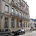 RESIDENCE CENTRAL HOTEL PLOMBIERES LES BAINS