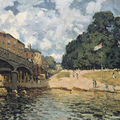 '<b>Sisley</b> in England and Wales' @ National Gallery, London