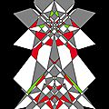 <b>Création</b> <b>graphique</b> semi-abstraite