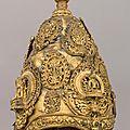 Vajracarya Priest's Crown, ca.13th century, <b>Nepalese</b>