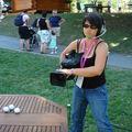 Camerawoman à votre service