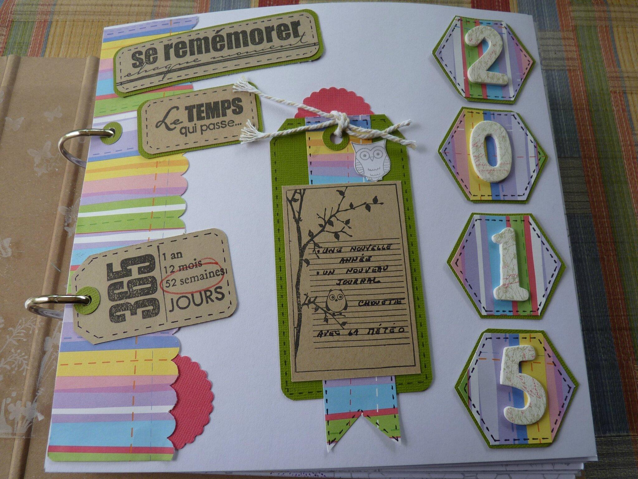 Journal de l'année ..... 2015