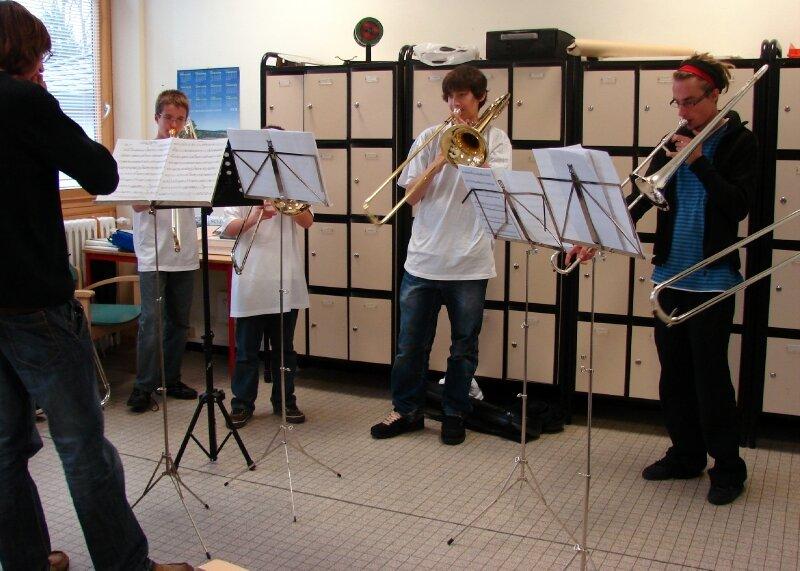 Stage Orchestre des Jeunes 2008 (8)