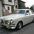 Volvo amazon berline 4 portes