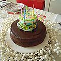 Gâteau tout chocolat de philippe conticini