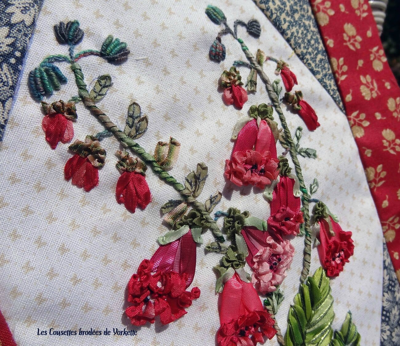 bloc 8 FLOWERS GIPSY QUILT (2)