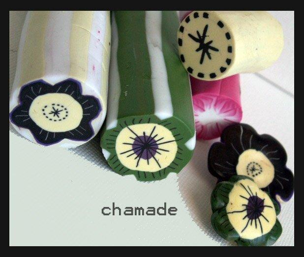 cane fleurs jap