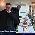 Gilles Clavreul festoie dans une mosquée