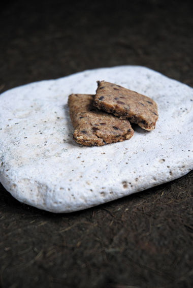 Biscuits d'apéro aux graines de lin