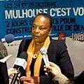Ville de <b>Mulhouse</b> - Christiane Taubira « <b>Mulhouse</b>, <b>c</b>'<b>est</b> vous ! »...