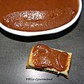Pâte à tartiner aux noisettes et pâte à tartiner aux amandes