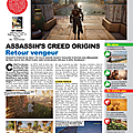 Test de <b>Assassin</b>'<b>s</b> <b>Creed</b> : <b>Origins</b> - Jeux Video Plus