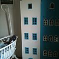 Une armoire pour mon deuxième loulou en 2013...