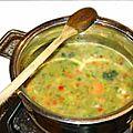 La soupe anti-cancer du Dr <b>Béliveau</b>
