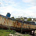 Cimetière Bateaux, Bretagne - R_6806