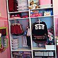 Sa chambre!