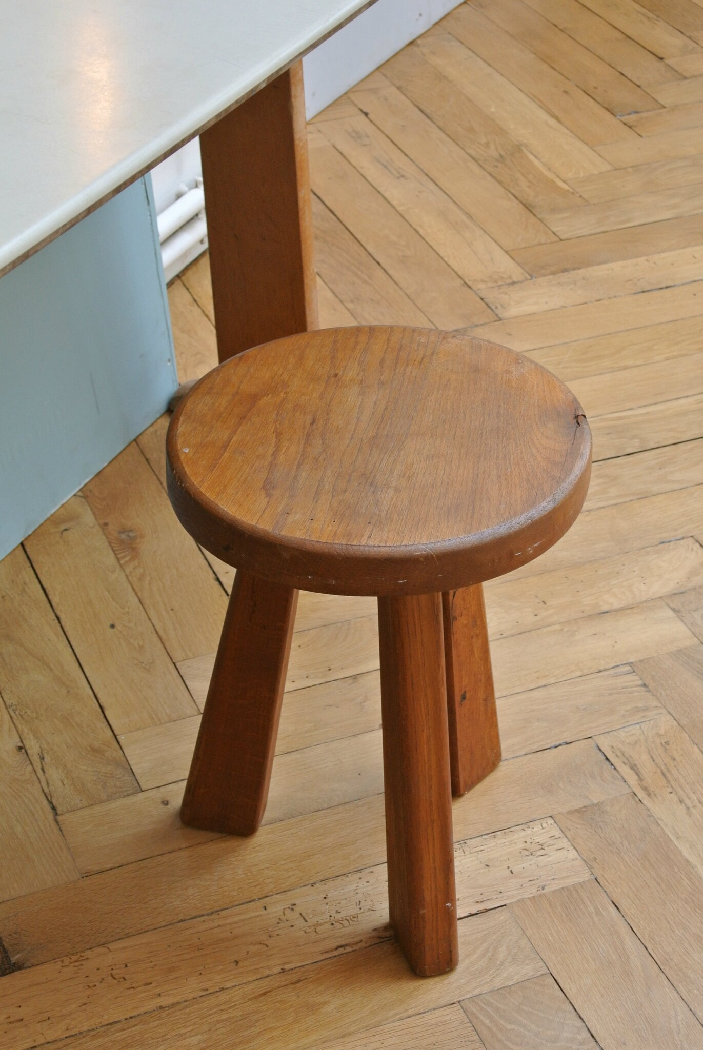 Tabouret style perriand